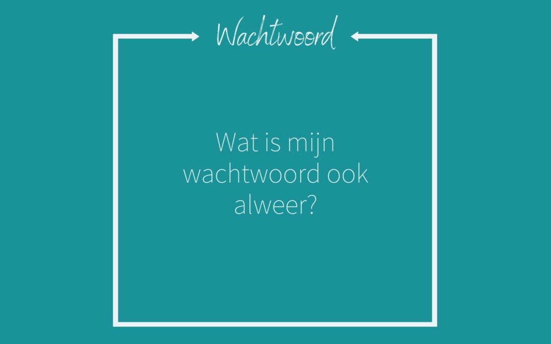 NWij Support Nicky Wijnands Wachtwoord